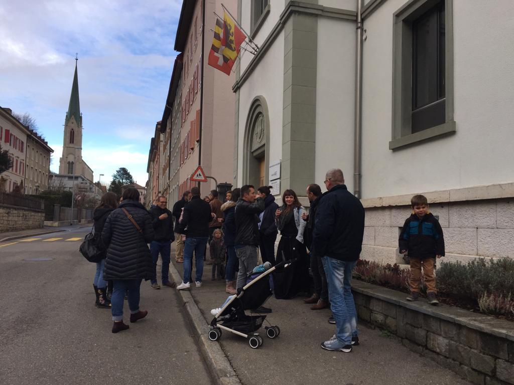 Saint-Imier: les élus au Conseil municipal