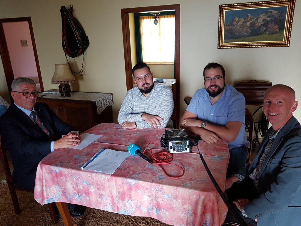 Boncourt : les quatre candidats à la mairie à notre micro