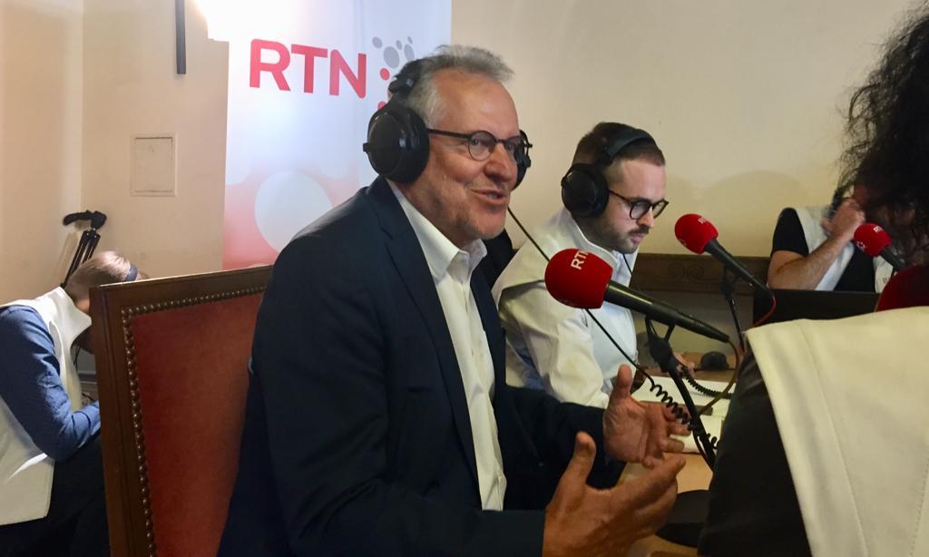 Direct avec Jacques-André Maire