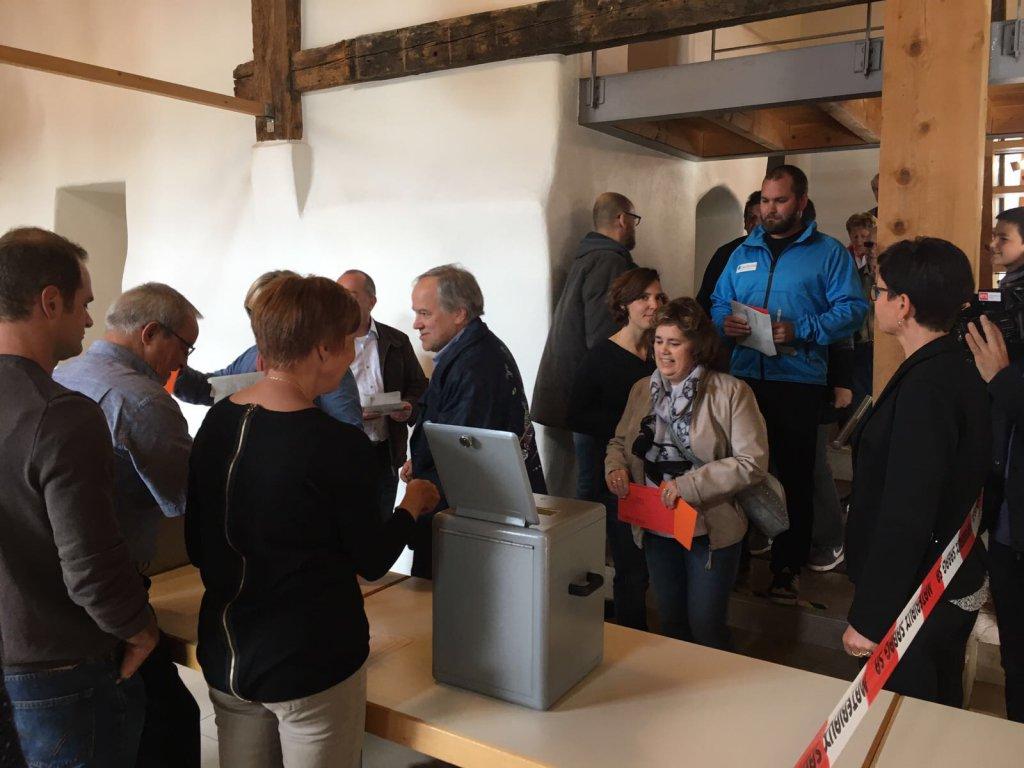 Belprahon: les citoyens aux urnes