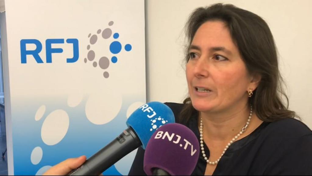La réaction d'Irène Donzé, candidate PLR au National