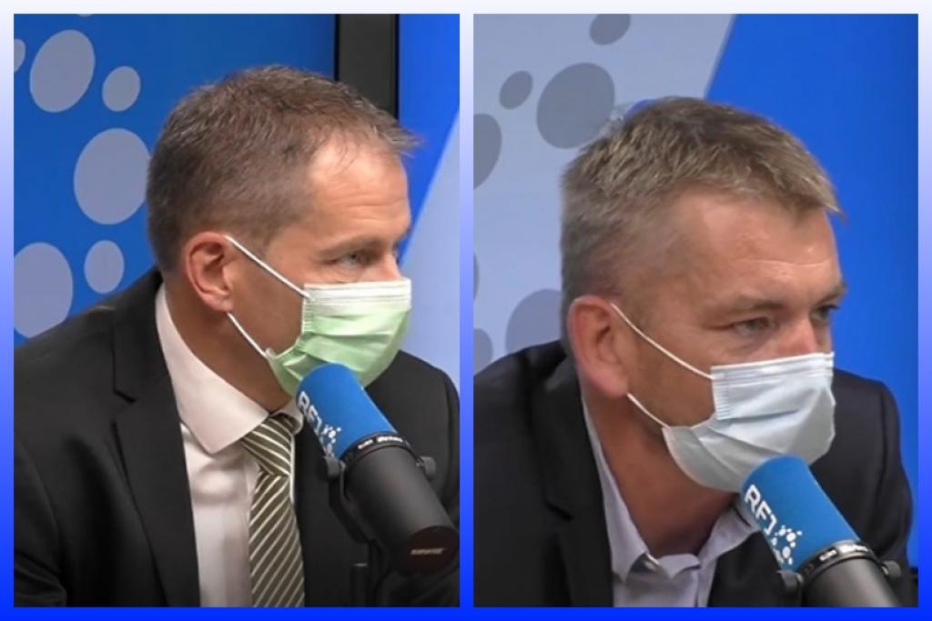 [VIDEO] Entretien avec David Eray et Stéphane Babey