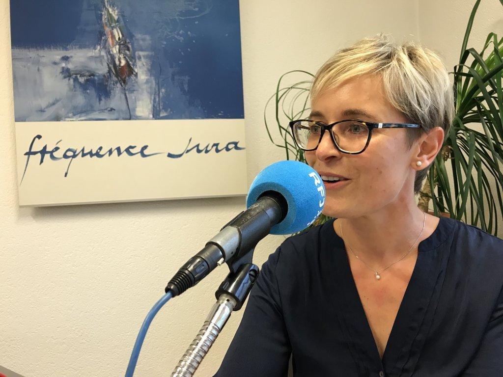 Porrentruy : la réaction de la nouvelle conseillère municipale, Rosalie Beuret Siess